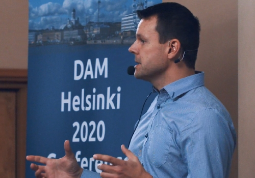 Antti Hietala, Magnolia International presents A content hub perspective to DAMs