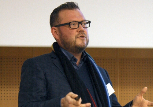 John Horodyski, Optimity Advisors, keynote Speaker at DAM Helsinki 2016