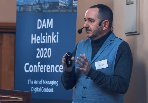 Matthew George, Equinix presents DAM & Cloud – the importance of Interconnection
