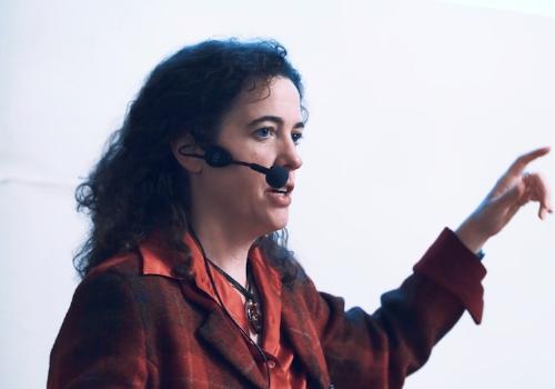 Theresa Regli, Vox Veritas Digital, keynote Speaker at DAM Helsinki 2020
